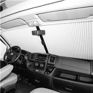 remifront windscreen cab blinds