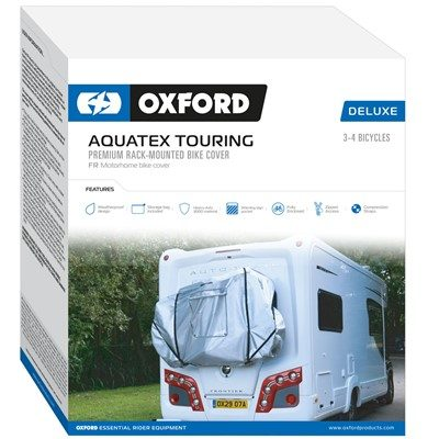 deluxe aquatex motorhome bike cover