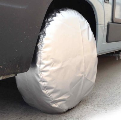 wheel covers for motorhomes
